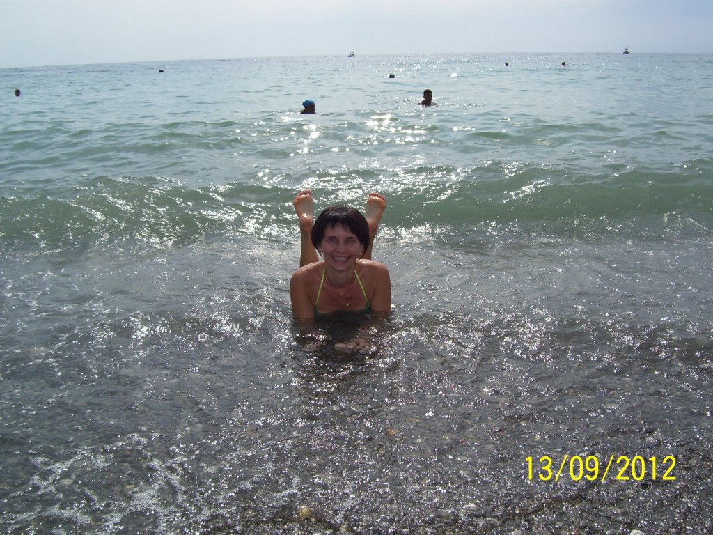 Море)