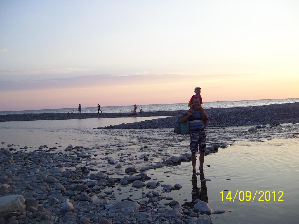 Горная речка Псезуапсе