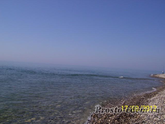 Пляж в Аше