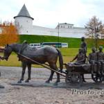 Памятник Галимзянову
