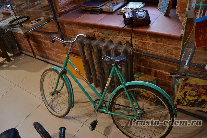 Велосипед Школьник был у каждого ребенка