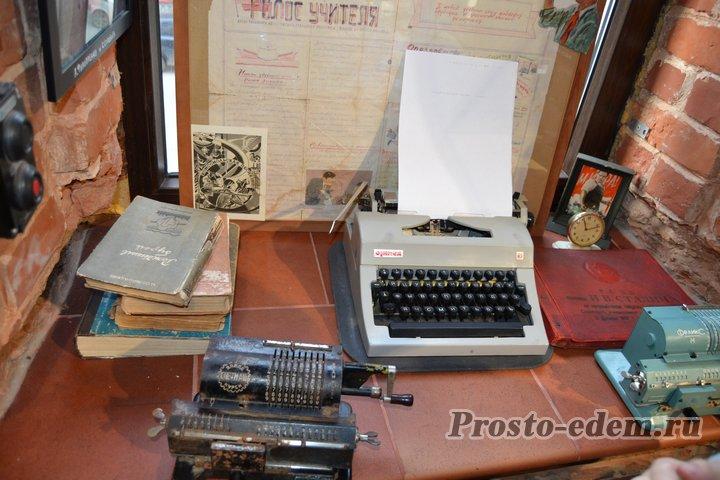 Печатная машинка впечатлила детей больше, чем любой айпад