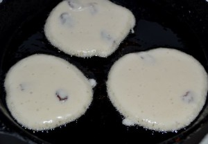 оладушки на кефире