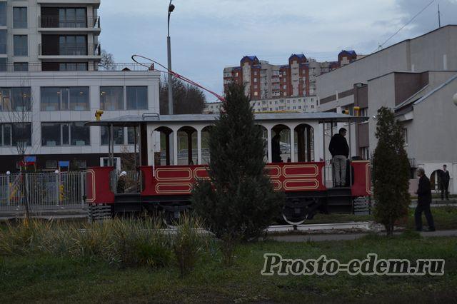 парк трамваев в казани