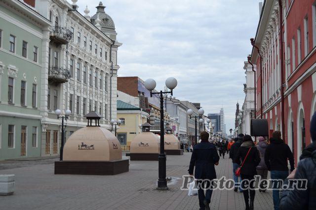Баумана в Казани
