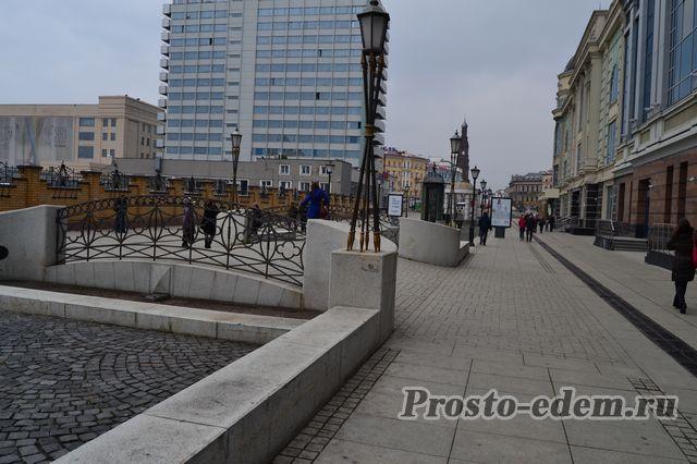 Мостики в Казани
