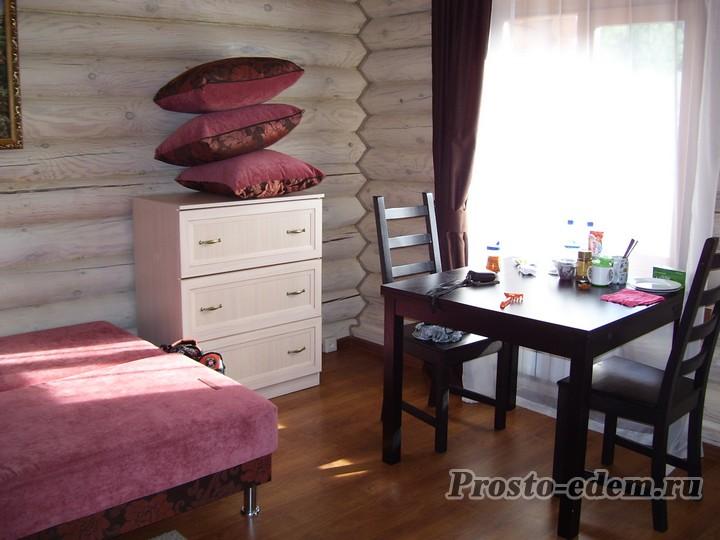 Комнаты в Шале Поляне