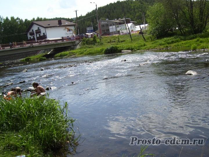 река Кизилка