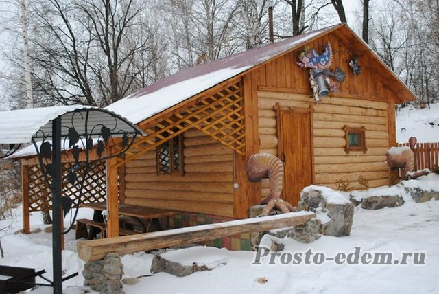 домик в Михайловке