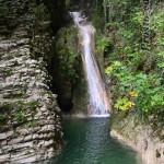 Водопады чудо-красотка в Лазаревском