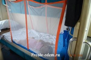 перевозка для детей в поезд