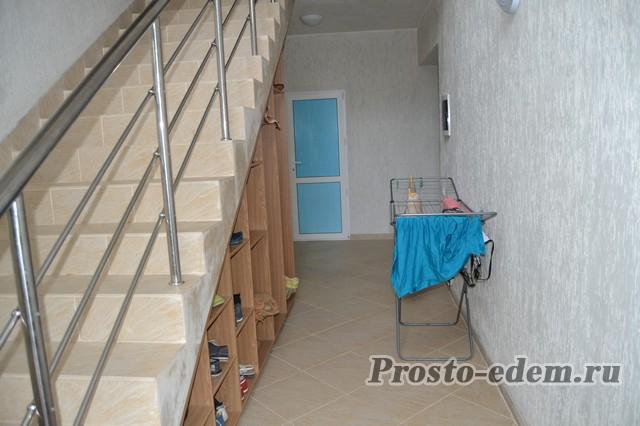 1-ый этаж нового дома