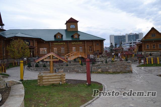 татрская деревня фото