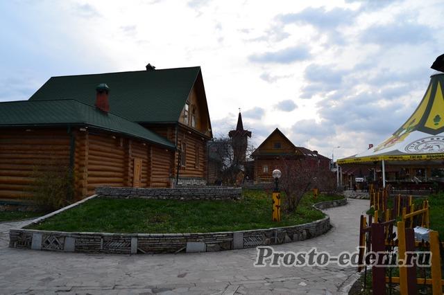 Родная деревня в Казани - фото