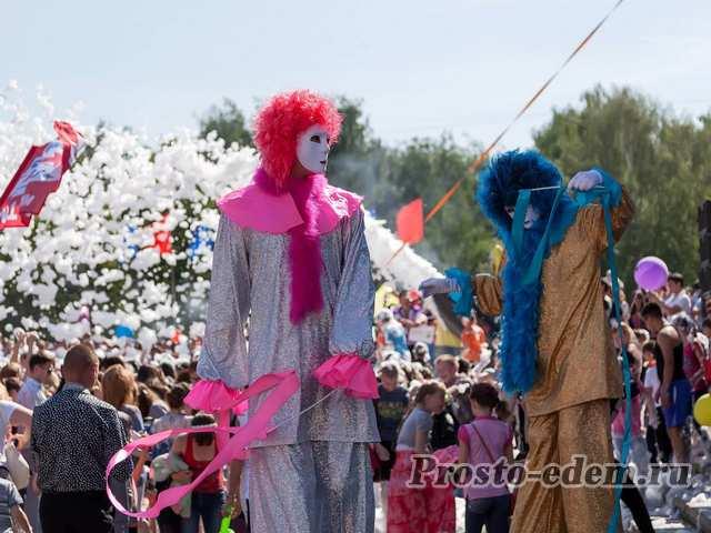 фестиваль в парке аксакова
