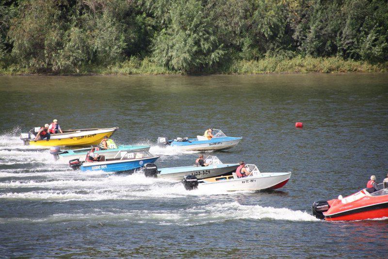 соревнования моторных лодок
