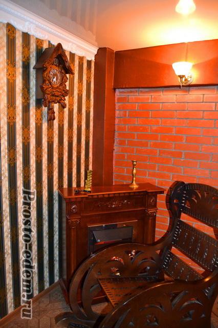 Кресло Шерлока Холмса