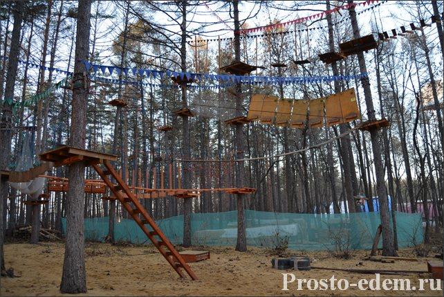 Парк Гамми в Уфе в олимпик парке