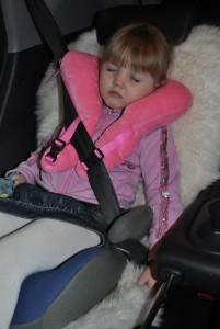 ортопедическая подушка для автомобиля детская