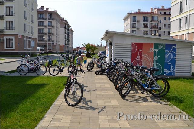 Прокат велосипедов в квартале Чистые Пруды: цены
