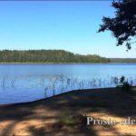 Озеро на базе Алоль