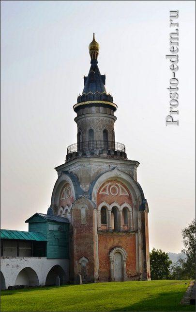Свечная башня в Тверской области