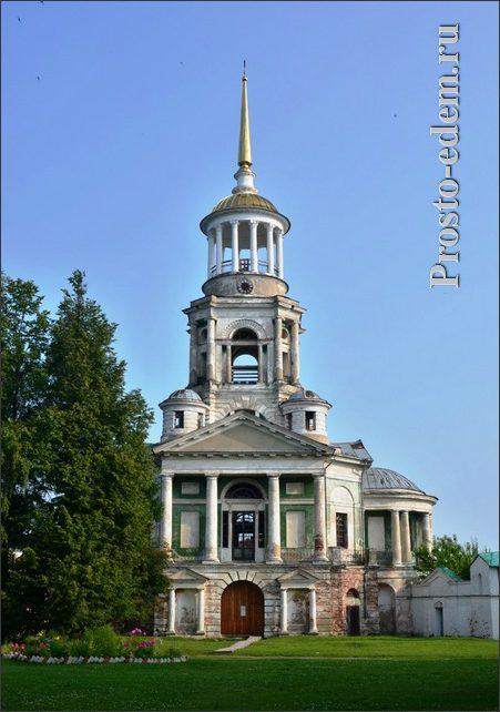 Спасская церковь в Торжке