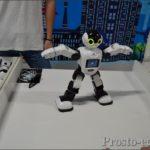 Выставка роботов Робополис в Уфе
