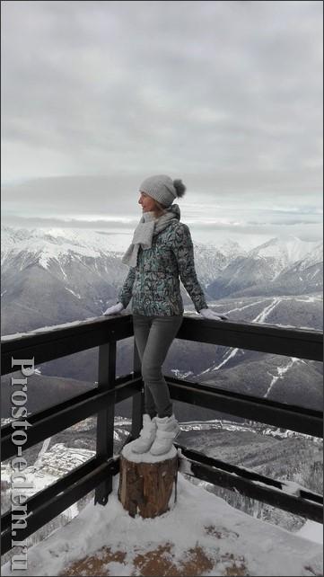 На высоте 2200 метров