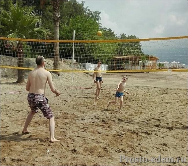 Волейбол в Турции