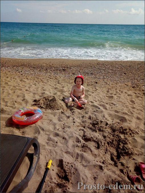 Титрейенгель пляж