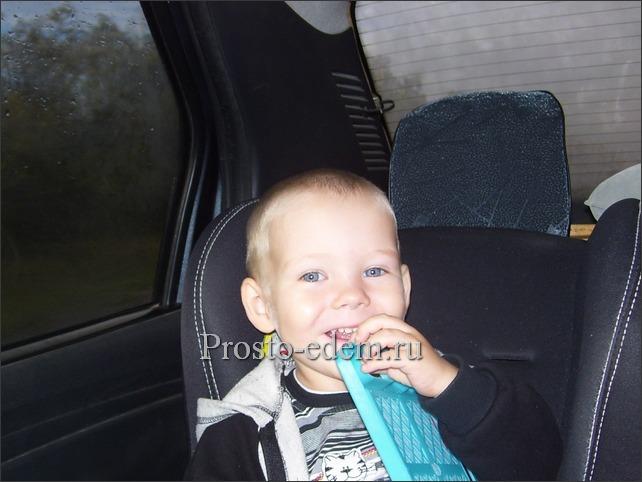 Чем занять ребенка в автомобиле
