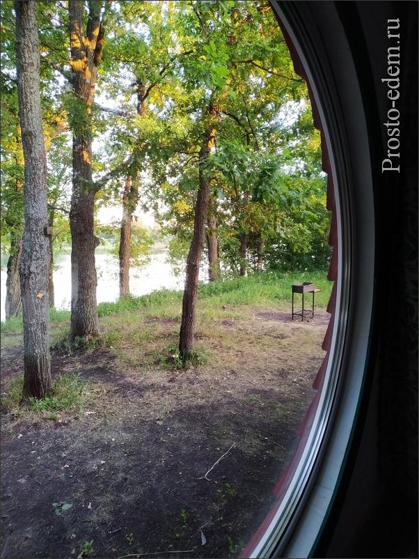 окно как иллюминатор